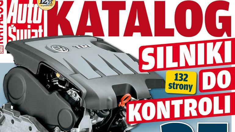 Nowy Katalog Auto Świata – Silniki do kontroli