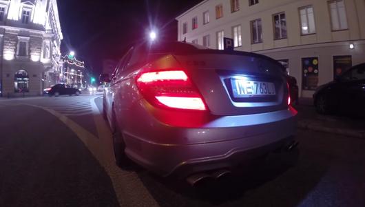 Superauta przyłapane w Warszawie! | Huracan, M6, 911, F-Type, C63 AMG, M4 i inne