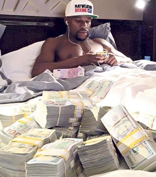 Irdatlan pénzt akaszthat le Floyd Mayweather Jr. a McGregor elleni győzelem után | hu