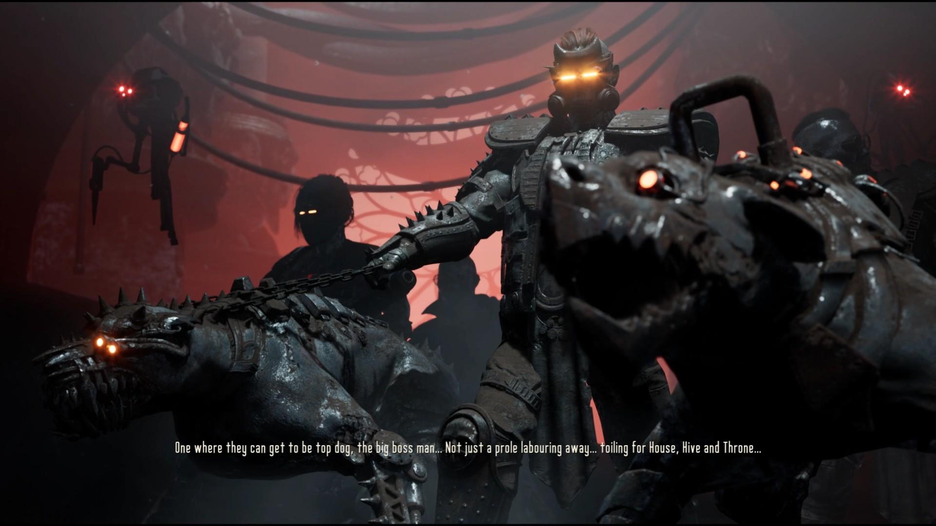 Vo svete Necromundy si buď lovcom, alebo loveným.