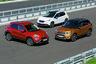 Który crossover daje najwięcej przyjemności z jazdy?