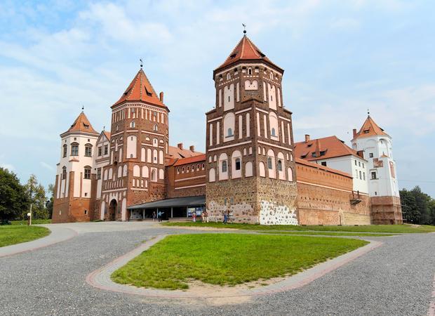 Zamek w Mirze
