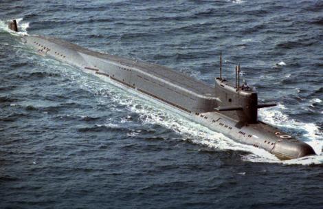 Podmornica klase Delta