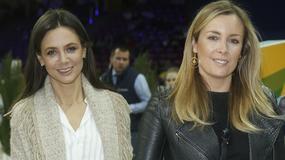 Kinga Rusin i Karolina Ferenstein-Kraśko na imprezie dla miłośników koni. Która wyglądała lepiej?