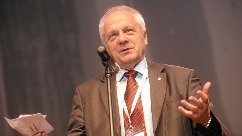 Stefan Niesiołowski, fot. Sebastian Rzepiel / Agencja Gazeta