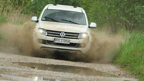 VW Amarok: Udana mieszanka