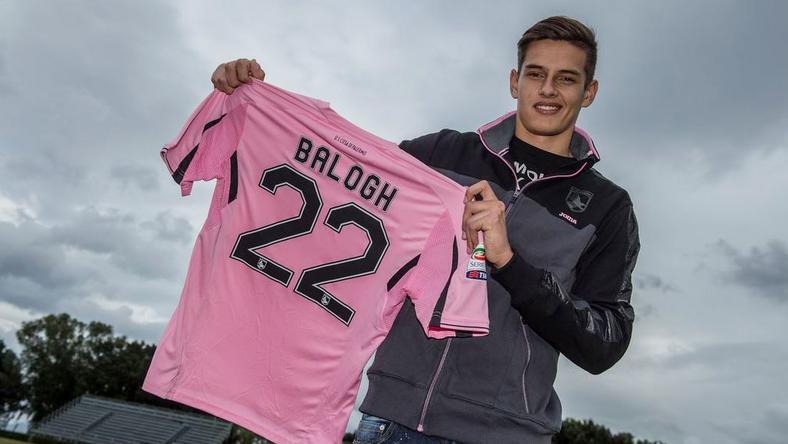 A Loki tehetséges, 19 esztendős támadója az élvonalbeli Palermo játékosa lett / Fotó: palermocalcio.it