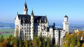 Niemcy - zamek Neuschwanstein