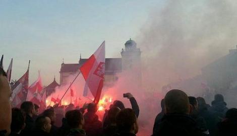"""""""TVRĐAVA EVROPA"""" Demonstracije u Istočnoj Evropi:  """"Poljska Poljacima"""", """"Češka Česima"""", """"Nećemo MULTI KULTI"""""""
