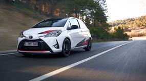 Toyota Yaris GRMN – im mniej, tym lepiej | TEST