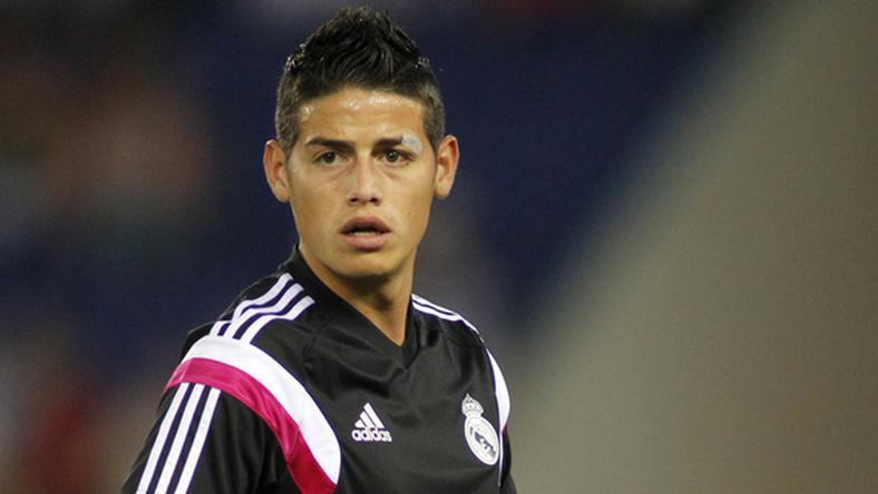 Bajba kerülhet a kolumbiai focista /Fotó: Northfoto
