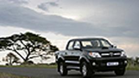 Toyota Hilux - Dzielna Toyota Hilux z Afryki