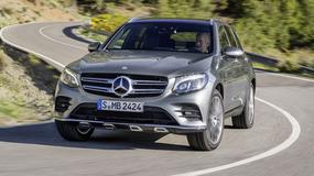 Mercedes GLC - SUV z terenowym zacięciem