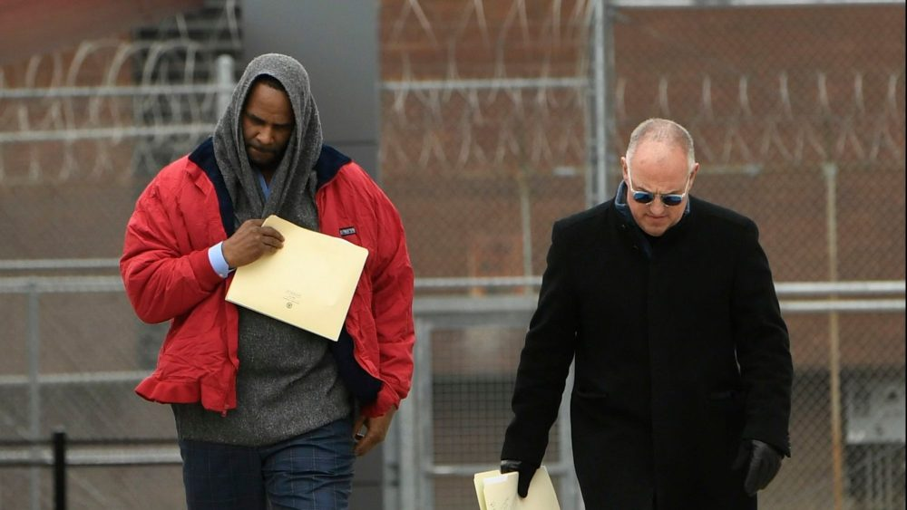 0c59ffd2e7e001b916647f8d42dd6251 - R.Kelly arrested again, this time on Federal sex crime charges