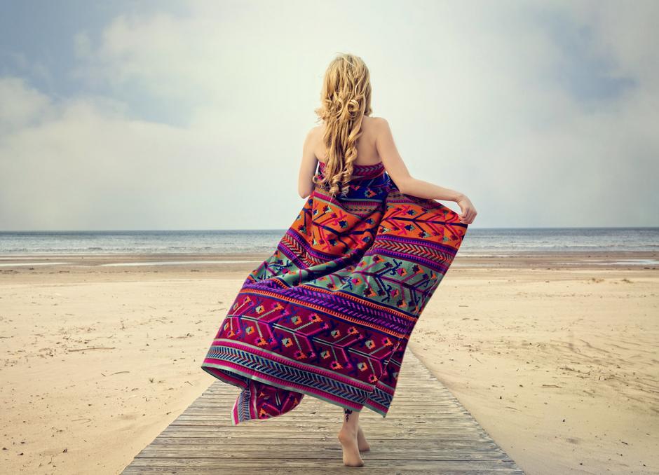 Powrót z wakacji - plaża jak SPA