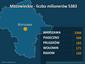 Mazowieckie - liczba milionerów 5383, wzrost o 26 proc.