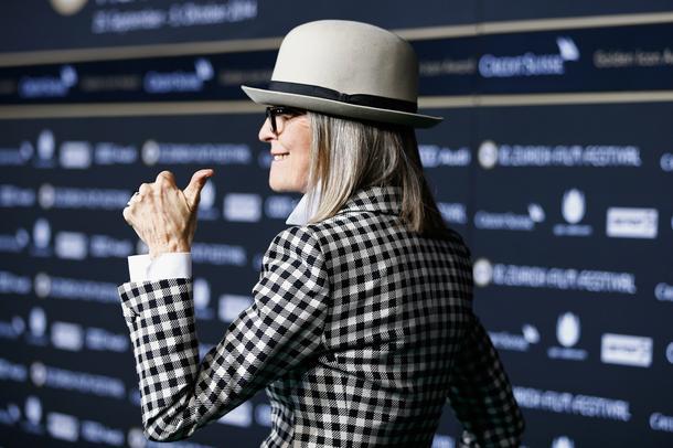 Diane Keaton: zanim zaczniesz dbać o urodę, dbaj o zdrowie, stosuj SPF!