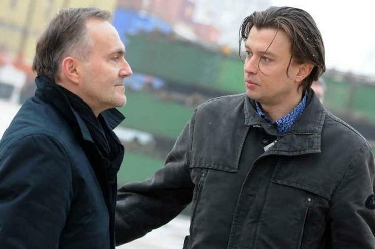 Zimowy Ojciec Film Julia Kami Ska i Daniel Olbrychski na Planie Filmu Quot Zimowy Ojciec Quot
