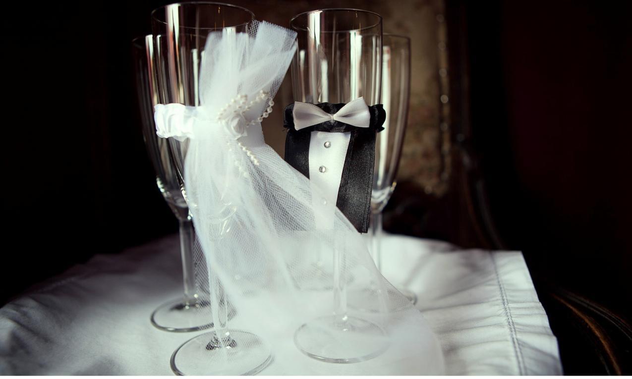 6 weselnych dekoracji, które zrobisz sama