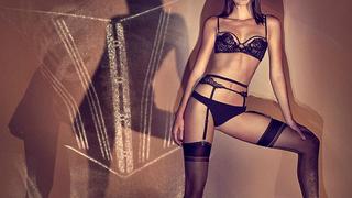 Kendall Jenner reklamuje seksowną bieliznę