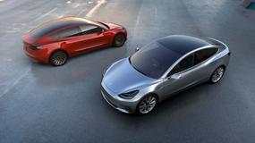 Tesla pokazała Model 3