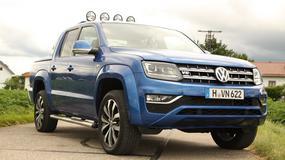 Volkswagen Amarok w przedsprzedaży - ile kosztuje?