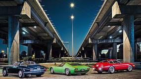Prędkość, piękno i perwersja - czyli, samochodowe marzenia lat 60.