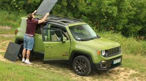 Jeep Renegade 75th Anniversary - dlaczego nie ma kanistrów?   TEST