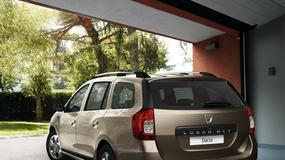Genewa 2013: nowa Dacia Logan MCV