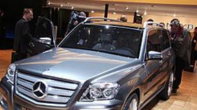 Genewa 2008: Mercedes-Benz GLK – pierwsze wrażenia