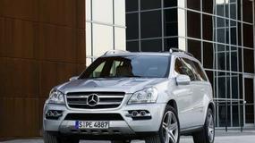 Ekologiczne Mercedesy GL & ML