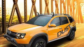 Dacia Duster Détour w Johannesburgu