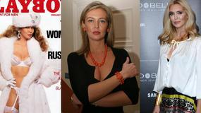 """Bogna Sworowska, pierwsza Polka w """"Playboyu"""", kiedyś i dziś"""