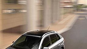 Renault Koleos - Renault wjeżdża w teren