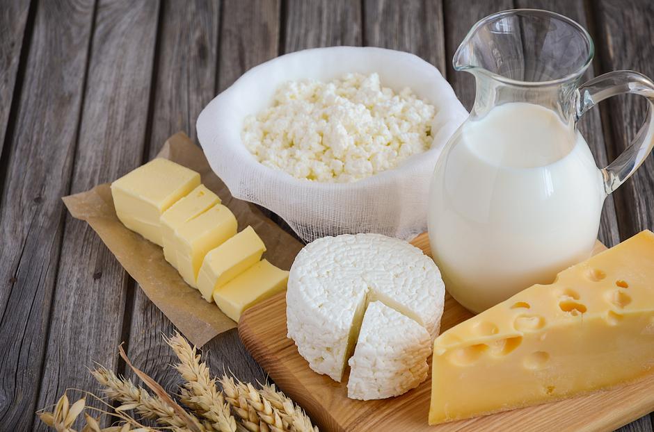 Mleko i jego przetwory