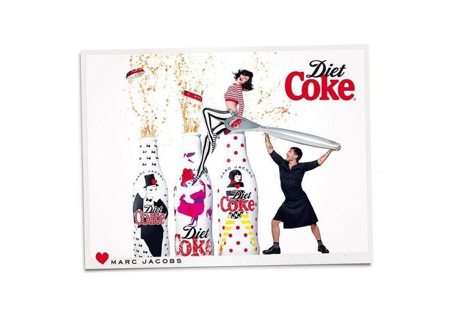 Coke Diet Marc Jacobs