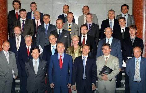 Predsednik Pajtić sa ambasadorima zemalja EU