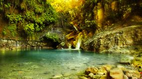 Damajagua na Dominikanie - 27 wodospadów, z których można zjeżdżać do lagun