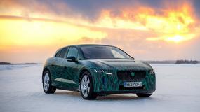 Jaguar I-Pace: elektryczny SUV zadebiutuje 1 marca 2018