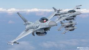 Polskie F-16 na wyjątkowej sesji zdjęciowej