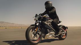 Harley z napędem elektrycznym