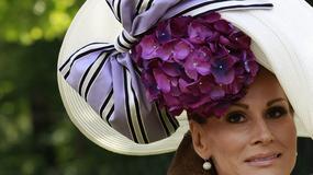 Wyścigi w Ascot - rewia kapeluszy