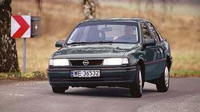 Opel Vectra A 1.7 TD - starość nie radość