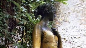 Kłódki miłości zagrażają bramie domu Julii Capuleti w Weronie