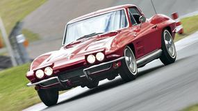 Chevrolet Corvette C2 Sting Ray - sportowa płaszczka
