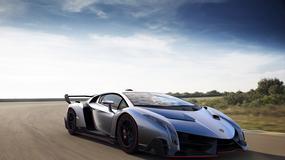 Lamborghini Veneno: ku chwale mordercy