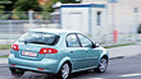 Chevrolet Lacetti 1.6 16V SX - Kompakt dla oszczędnych?