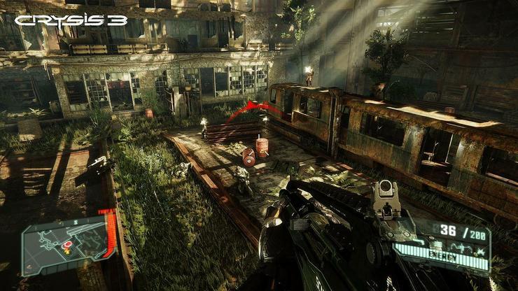 Crysis 3 - PC Game Download Free Full Version
