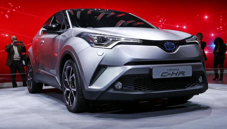 Картинки по запросу Toyota C-HR