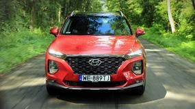 Hyundai Santa Fe 2.0 CRDi - SUV dla dużej rodziny